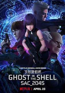 Ghost in the Shell SAC_2045 480p 720p Season 1 Complete Dual Audio Hindi HDRip