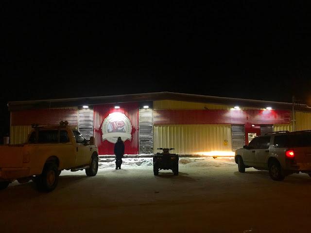 Alaska Commercial Co. - Grocery in Barrow, Alaska (C) 2020 Supratim Sanyal
