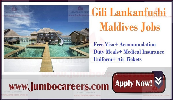 Luxury hotel jobs in Maldives, Recent Resort jobs,