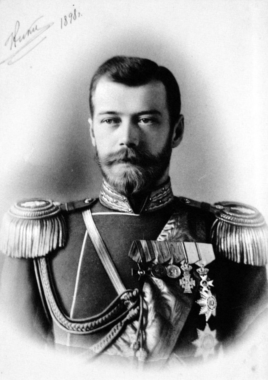 Nicolas Ii All About Royal Families Otd March 15th 1917 Abdication Of Tsar
