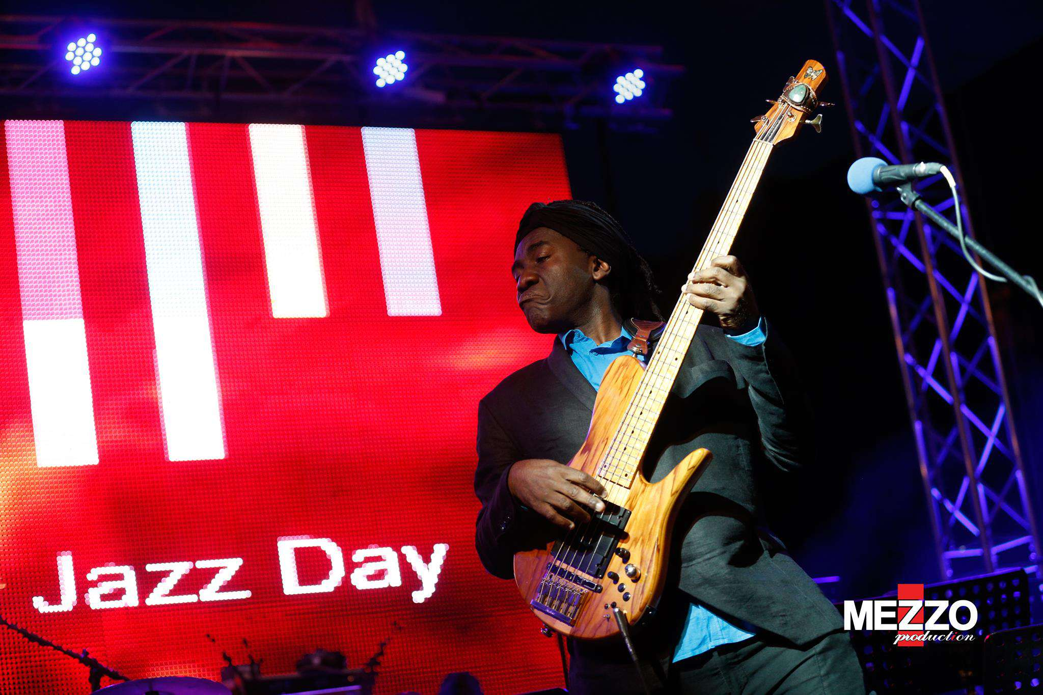 International Jazz Day Wishes Unique Image