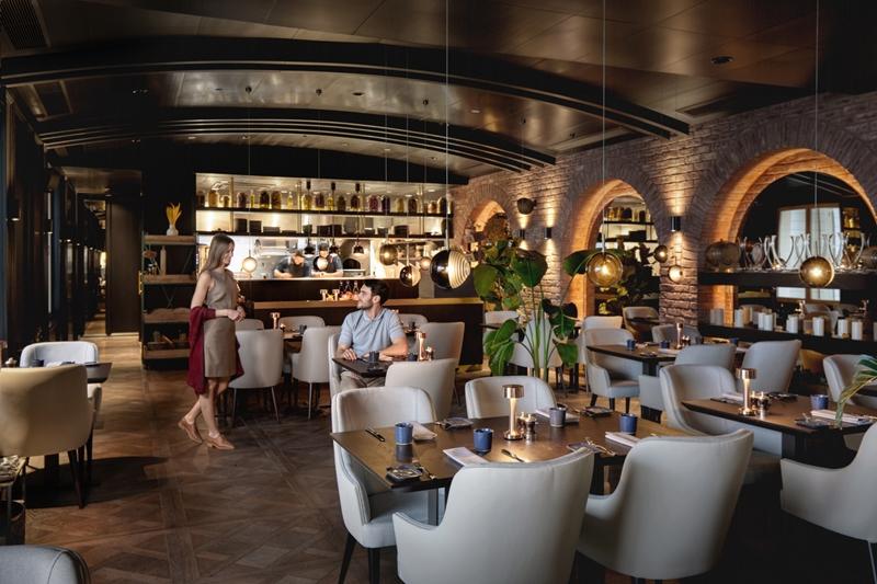 Tarihi sarnıçta gastronomi yolculuğu: Defne Restoran