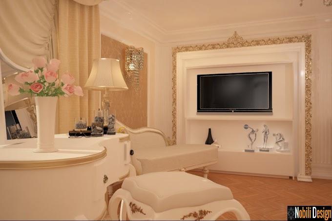 Apartament în stil contemporan amenajare  interioara
