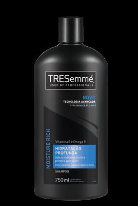 Shampoo e condicionador TRESemmé®  Hidratação Profunda