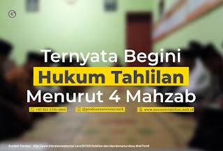 hukum tahlilan menurut 4 mazhab | +62 813-2666-1515
