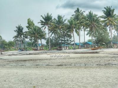 Pantai Tiga Putri Barelang Batam