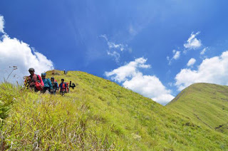 Hijauanya Tempat Wisata Bukit Anak Dara