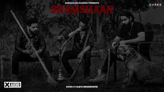 Shamshaan lyrics - Maya x Vilen x BigSsmoke