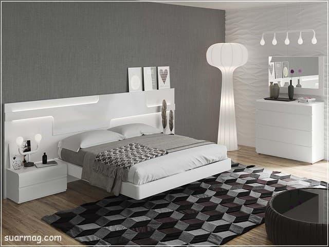 غرف نوم مودرن - صور اوض نوم 4 | Modern Bedroom - Bedroom Photos 4