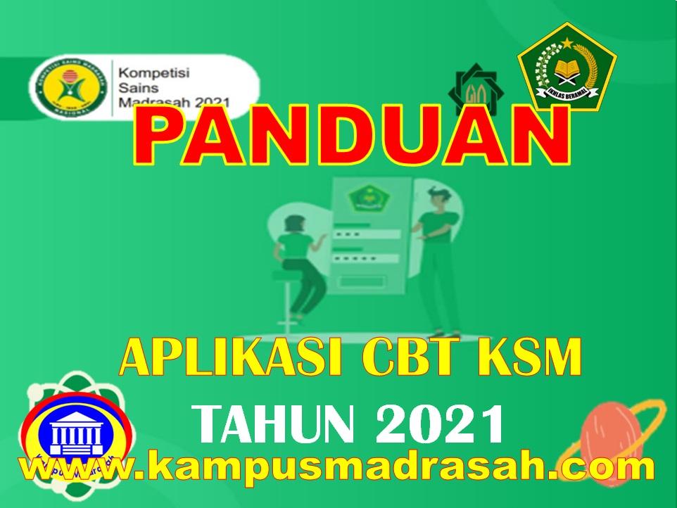 Panduan Instalasi Dan Aplikasi CBT KSM