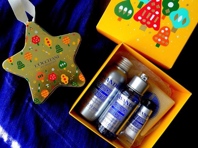 L'Occitane Lavender Travel Set