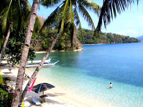 Occidental Mindoro Beach Resorts