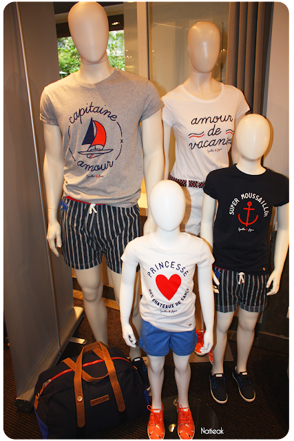 collection capsule casual & trendy de Cyrillus et Faguo