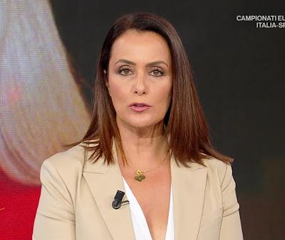 Roberta Capua foto Estate in Diretta 6 luglio 2021 polemiche