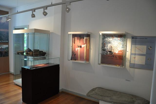 Berrgen auf Rugen - muzeum miejskie