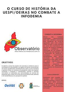 Covid-19: UESPI e Prefeitura de Oeiras firmam parceria em projeto de combate às fake news