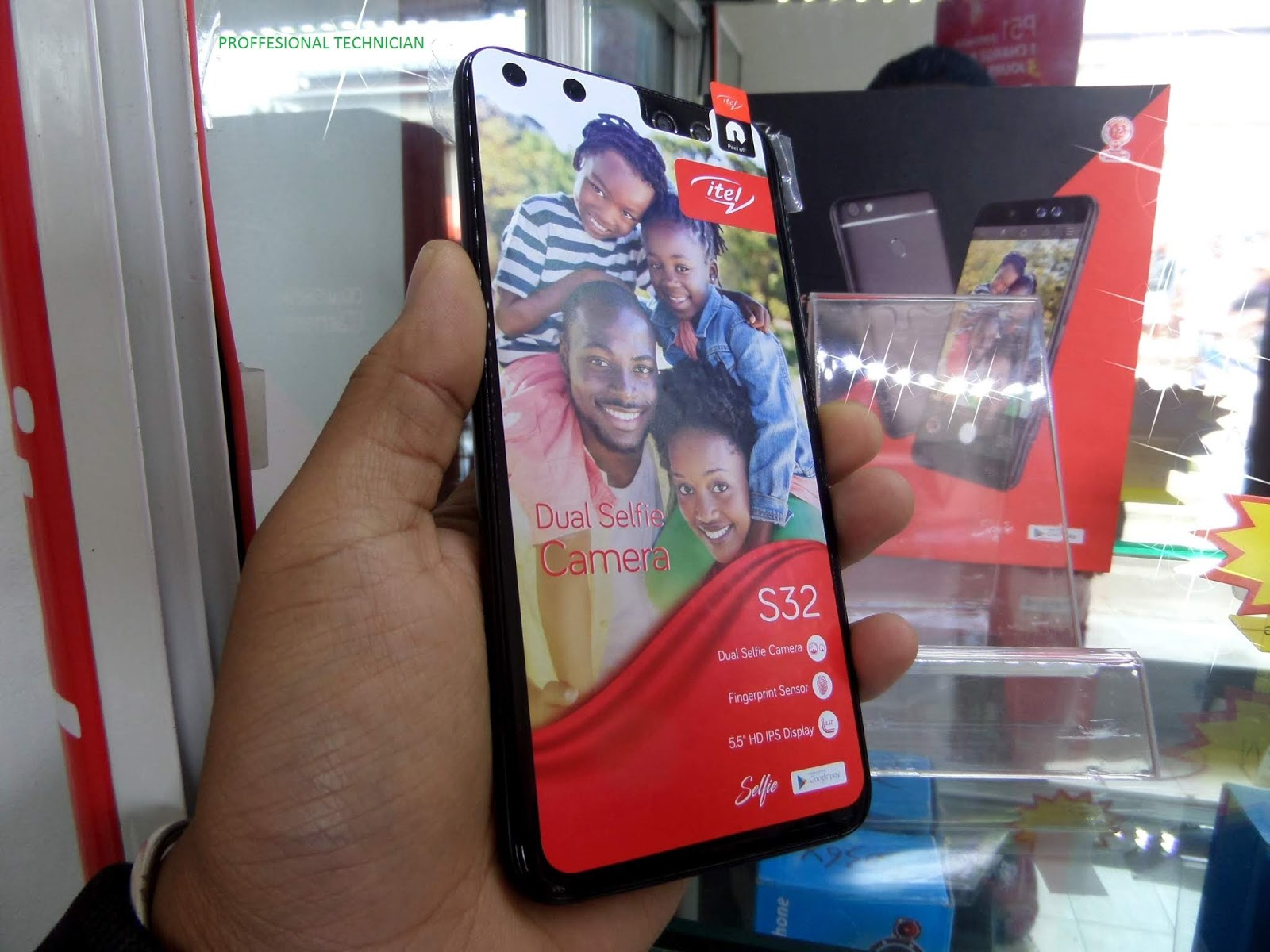 How To Root Itel S32