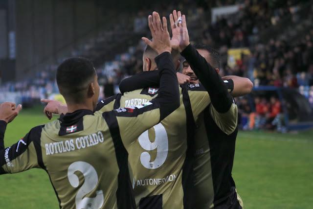 Fútbol | El Barakaldo CF gana con gol de Gabri y se coloca a un punto de la zona de ascenso
