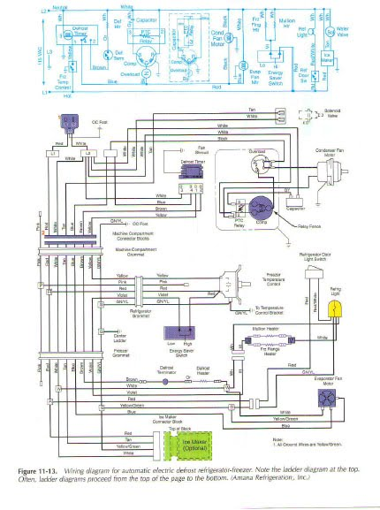 Wiring Diagram Kompresor Kulkas : Wiring diagram kompresor ac not lossing