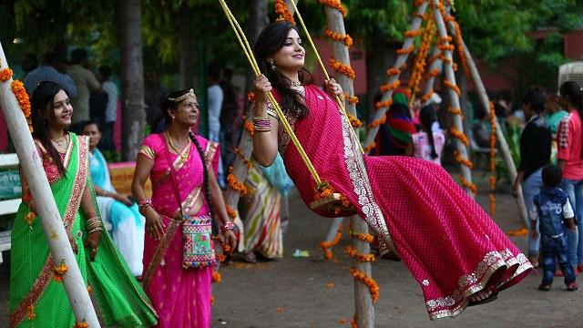 Hartalika or Haryali Teej - महत्व और रसम रिवाज
