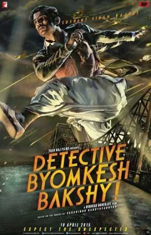 Detective Byomkesh Bakshy! 2015 Full Hindi Movie Download BRRip 720p