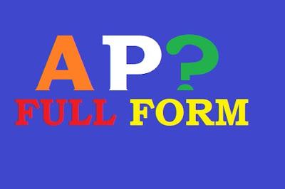 ap-full-form