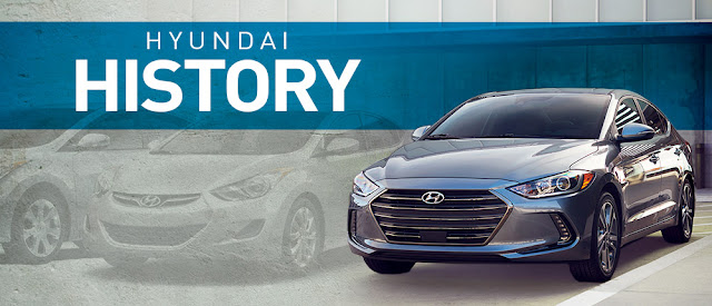 The History of Hyundai