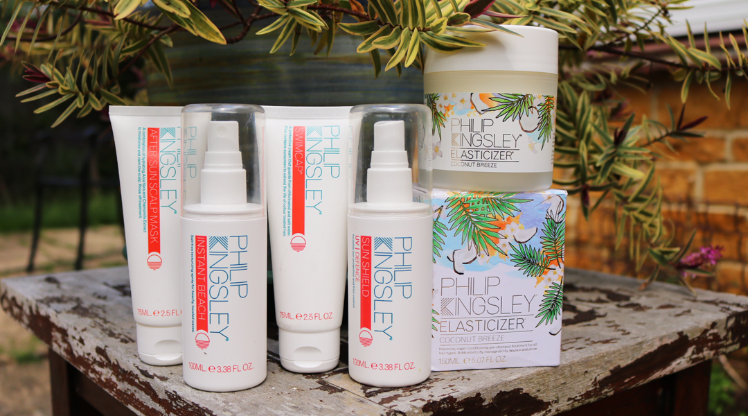 Summer Haircare with Philip Kingsley