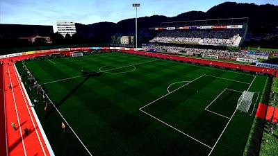 PES 2021 Stadium Lavantal Arena