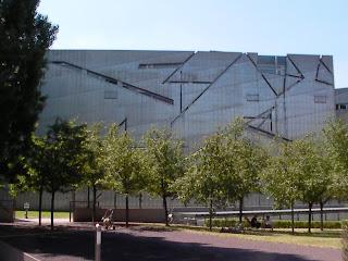 arquitectura de libeskind