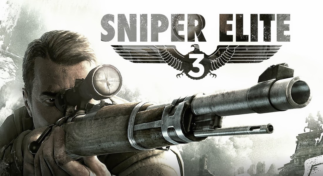 Download Game Sniper Elite 3 For PC