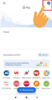 How to Change Mobile Number in Google Pay