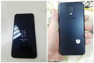 Gambar Ponsel Samsung Dual Kamera Belakang di Duga Sebagai J7 (2017) Varian Baru