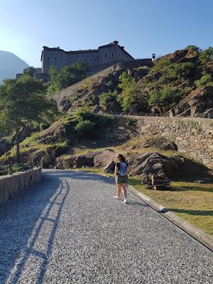 Forte di Bard Valle d'Aosta