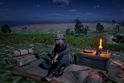 Zurück im Lager...
