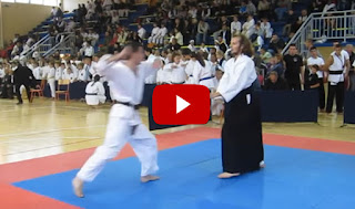 Aikido Techniques Against knife-Self Defense Classes