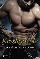 Los Inmortales De La Oscuridad 0: El Señor De La Guerra, de KResley Cole