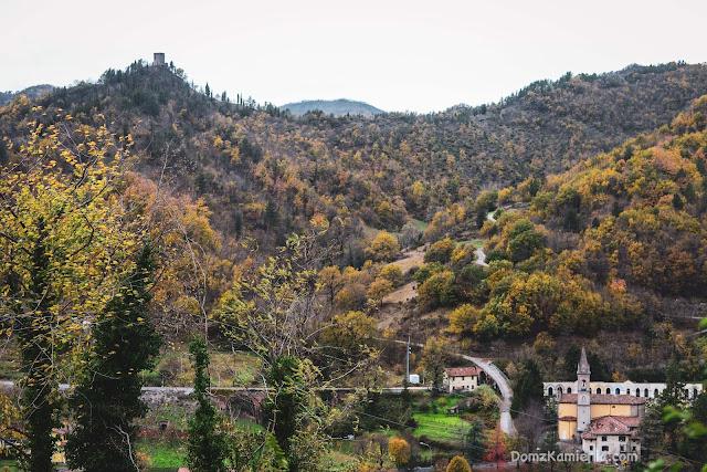 Dom z Kamienia blog, Marradi Castellone