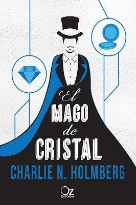 Reseña: El mago de cristal