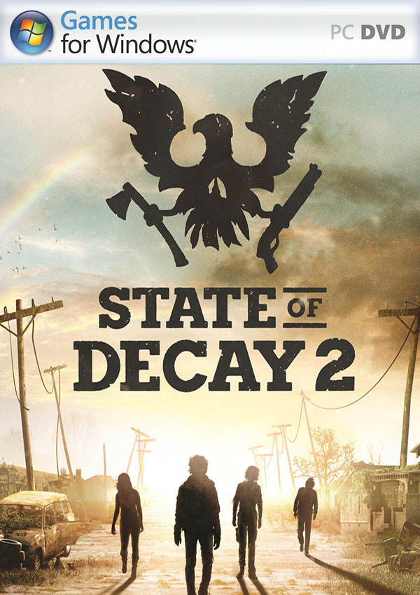 State of Decay 2 PC Cover