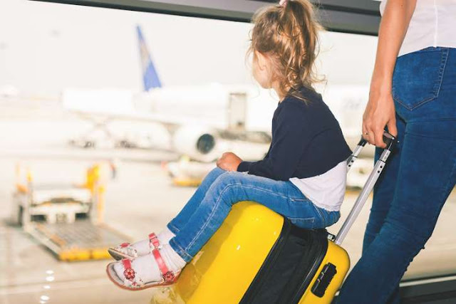Los 6 aeropuertos que más aman los niños… y sus papás