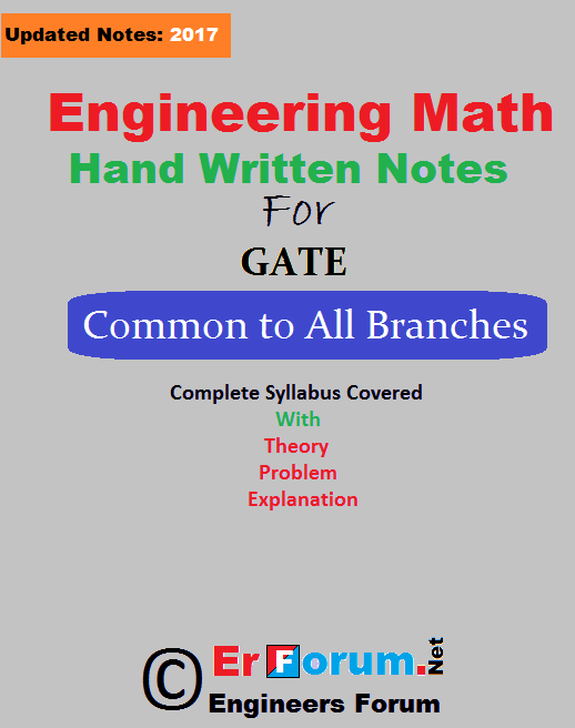 engineering-math-gate