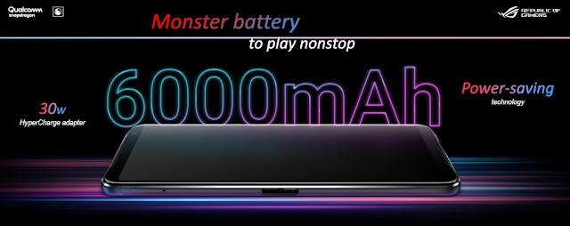 Monster Battery ROG Phone 3