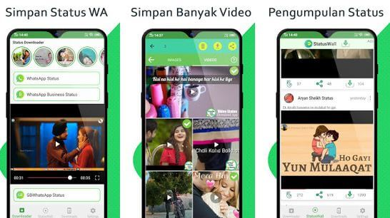 10 Aplikasi Download Status WhatsApp Terbaik 2019 10