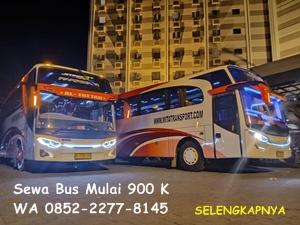 sewa bus surabaya 50 seat