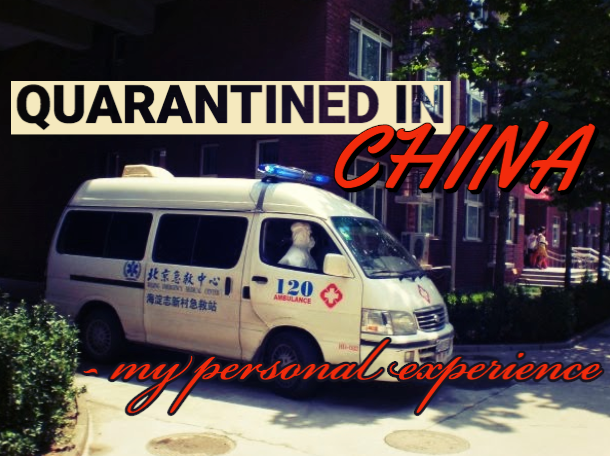 quarantine china