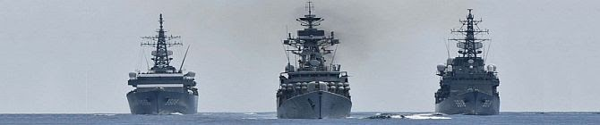 India, Japan Conduct Bilateral Naval Exercise In Indian Ocean