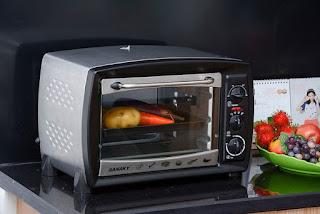 lò nướng tốt cho gia đình