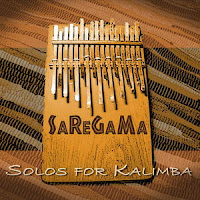 Solos for Kalimba (EP) artwork
