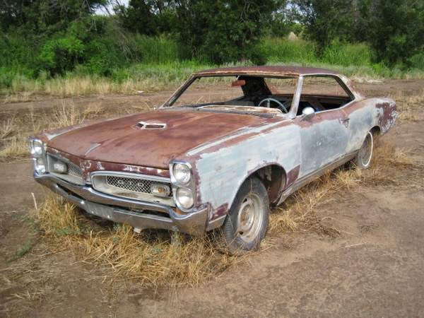 1967 Pontiac Firebird Convertible Project Car For Sale: 1967 Gto For Sale Craigslist